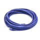 Cat5e 24AWG UTP Ethernet Network Patch Cable, 25ft Purple