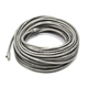 Cat5e 24AWG UTP Ethernet Network Patch Cable, 50ft Gray