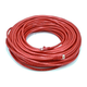 Cat5e 24AWG UTP Ethernet Network Patch Cable, 100ft Red