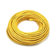 Cat5e 24AWG UTP Ethernet Network Patch Cable, 100ft Yellow