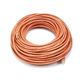 Cat5e 24AWG UTP Ethernet Network Patch Cable, 100ft Orange