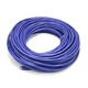 Cat5e 24AWG UTP Ethernet Network Patch Cable, 100ft Purple