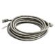 Cat6 24AWG UTP Ethernet Network Patch Cable, 14ft Gray