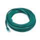 Cat6 24AWG UTP Ethernet Network Patch Cable, 25ft Green
