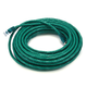 Monoprice Cat6 Ethernet Patch Cable - Snagless RJ45, Stranded, 550Mhz, UTP, Pure Bare Copper Wire, 24AWG, 50ft, Green