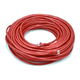 Cat6 24AWG UTP Ethernet Network Patch Cable, 100ft Red