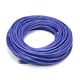 Cat6 24AWG UTP Ethernet Network Patch Cable, 100ft Purple