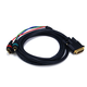 6ft DVI-I to 3 RCA Component Video Cable (DVI-I - 3-RCA)