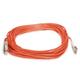 Fiber Optic Cable, LC/SC, OM1, Multi Mode, Duplex - 10 meter (62.5/125 Type) - Orange