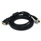 10ft 28AWG CL2 Dual Link DVI-D Cable - Black