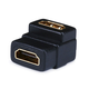 Monoprice HDMI Coupler (Female to Female), 90-Degree