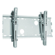 Titan Series Tilt Wall Mount for Medium 32~55in TVs up to 165 lbs, Silver UL Certified