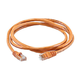 Cat5e 24AWG UTP Ethernet Network Patch Cable, 5ft Orange
