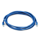 Cat5e 24AWG UTP Ethernet Network Patch Cable, 10ft Blue