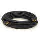 Monoprice 100ft Super VGA M/F CL2 Rated (For In-Wall Installation) Cable w/ Ferrites (Gold Plated)