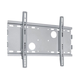 Titan Series Fixed Wall Mount for Medium 32~55in TVs up to 165 lbs, Silver