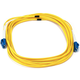 Fiber Optic Cable, LC/LC, Single Mode, Duplex - 5 meter (9/125 Type) - Yellow