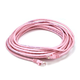 Cat5e 24AWG UTP Ethernet Network Patch Cable, 25ft Pink