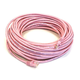 Cat5e 24AWG UTP Ethernet Network Patch Cable, 50ft Pink