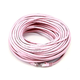Cat5e 24AWG UTP Ethernet Network Patch Cable, 100ft Pink