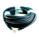 35ft Premier Series 1/4-inch (TRS) Male to Male 16AWG Cable (Gold Plated)