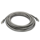 Cat5e 24AWG UTP Ethernet Network Patch Cable, 20ft Gray