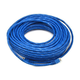 Monoprice Cat5e Ethernet Patch Cable - Snagless RJ45, Stranded, 350Mhz, UTP, Pure Bare Copper Wire, 24AWG, 75ft, Blue