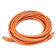 Cat5e 24AWG UTP Network Ethernet Patch Cable, 20ft Orange