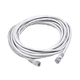 Cat5e 24AWG UTP Ethernet Network Patch Cable, 20ft White