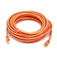 Cat5e 24AWG UTP Ethernet Network Patch Cable, 30ft Orange