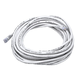 Cat5e 24AWG UTP Ethernet Network Patch Cable, 30ft White