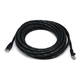Cat6 24AWG UTP Ethernet Network Patch Cable, 20ft Black