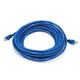Cat6 24AWG UTP Ethernet Network Patch Cable, 20ft Blue