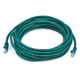 Cat6 24AWG UTP Ethernet Network Patch Cable, 20ft Green