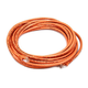Cat6 24AWG UTP Ethernet Network Patch Cable, 20ft Orange