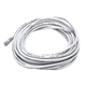 Cat6 24AWG UTP Ethernet Network Patch Cable, 30ft White