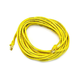 Cat6 24AWG UTP Ethernet Network Patch Cable, 30ft Yellow