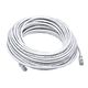 Cat6 24AWG UTP Ethernet Network Patch Cable, 75ft White