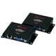 VGA/UXGA CAT5/RJ45 100 Meters Extender Kit - Balun (Self-Powered)