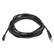 15ft USB 2.0 A Male to Micro 5pin Male 28/28AWG Cable