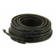 Monoprice 75ft Premium 3.5mm Stereo Male to 3.5mm Stereo Male 22AWG Cable (Gold Plated) - Black