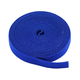 Hook & Loop Fastening Tape 5 yard/roll, 0.75-inch  - Blue