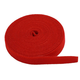 Hook & Loop Fastening Tape 5 yard/roll, 0.75-inch  - Red