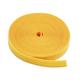 Hook & Loop Fastening Tape 5 yard/roll, 0.75-inch  - Yellow
