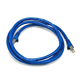 Cat6A 24AWG STP Ethernet Network Patch Cable, 5ft Blue