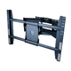 Full-Motion TV Wall Mount Bracket (Max 200 lbs, 42 - 63 inch)