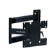 Monoprice EZ Series Full-Motion Articulating TV Wall Mount Bracket - For TVs 23in to 40in, Max Weight 80lbs, Extension Range of 3.0in to 24.0in, VESA Patterns Up to 200x200