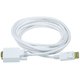 10ft 28AWG DisplayPort to VGA Cable - White