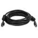 Commercial Series Standard HDMI Cable with Ethernet, 15ft Black