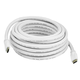 Commercial Series Premium Standard HDMI Cable with Ethernet, 25ft White - Replacement SKU is 12903 -